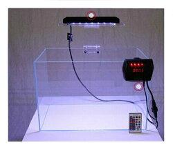 [第一佳 水族寵物] ZETLIGHT[水草淡水專用16W 三色燈-白紅綠ZA1200]高亮度鋁合金LED節能夾燈免運