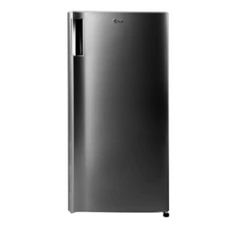 時尚灰優質超漂亮【LG 樂金】198公升變頻單門冰箱《GN-Y200PS》單身貴族最愛*全機3年壓縮機10年保固