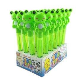 【淘氣寶寶】青蛙泡泡棒/戲水玩具/夏日玩水 52328169 單入