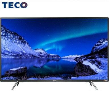 TECO 東元 TL43A3TRE  43吋 IPS低藍光液晶顯示器+視訊盒 - 限時優惠好康折扣