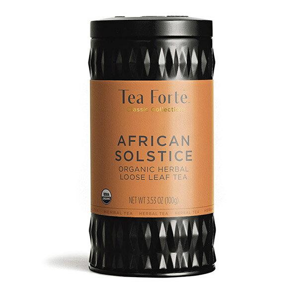 Tea Forte 罐裝茶系列 - 南非紅葉茶 African Solstice 0