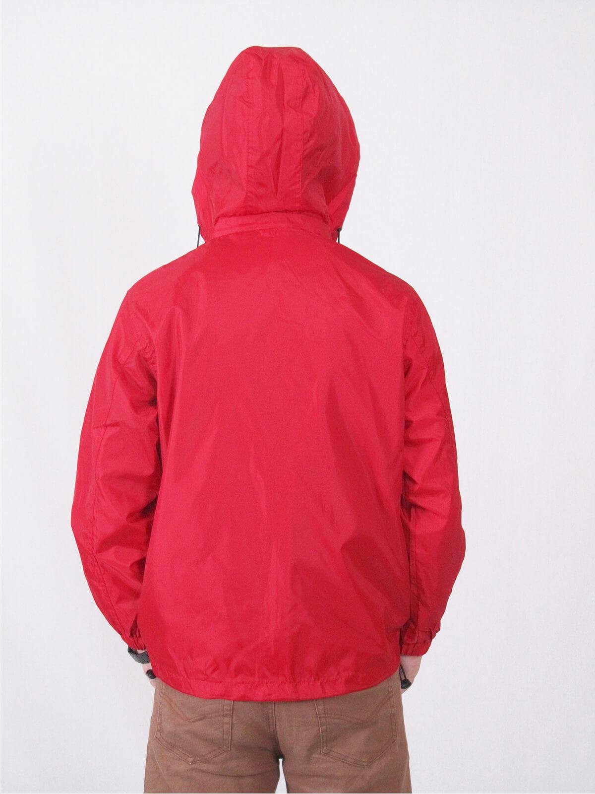 抗紫外線防曬薄外套 防風防潑水休閒外套 抗UV機能布料素面外套 遮陽外套 附帽可拆 風衣外套 輕量薄外套 ANTI-UV THIN COAT JACKET (321-8816-01)黑色、(321-8816-02)深藍色、(321-8816-03)紅色 M L XL 2L 3L 4L 5L(胸圍:45~57英吋) [實體店面保障] sun-e 6