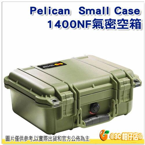 Pelican 派力肯 1400NF 不含泡棉 氣密空箱 塘鵝 防撞箱 運輸箱 防水 Small Case 1400 公司貨