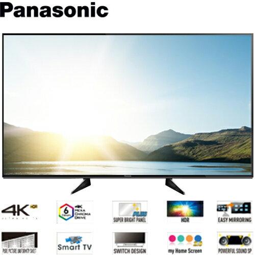 【夏?好禮祭】Panasonic 國際 TH-65EX600W 65吋 4K UHD LED 液晶電視
