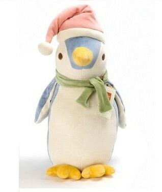 美國【miYim】有機棉 安撫娃娃-中型(噗噗企鵝) - 限時優惠好康折扣