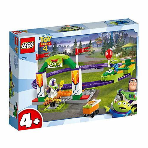 樂高LEGO 10771  Junior 初學級系列 - Carnival Thrill Coaster - 限時優惠好康折扣