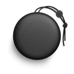 《育誠科技》『B&O PLAY BEOPLAY A1 石墨黑色』藍芽喇叭/音響揚聲器/藍牙4.2/24小時音樂播放時間/可同時為裝置充電/另售JBL PULSE2