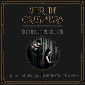 EITO MUSIC 葉奕宏(Eddie I-Hung Yeh)&陳佳貝(Belle Chen)/瘋狂年代之後(After the Crazy Years)【1CD】