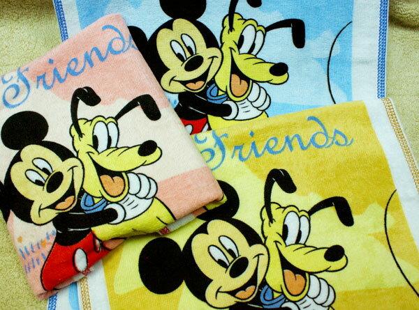 【Disney迪士尼-BPD828A】高山米奇好友小浴巾 1入