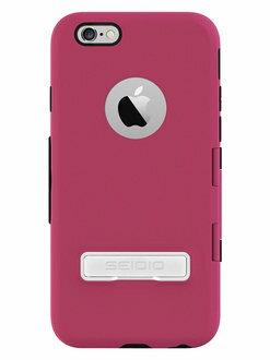 SEIDIO CAPSA™ 免掀蓋觸控保護套 for Apple iPhone 6 - 粉紅
