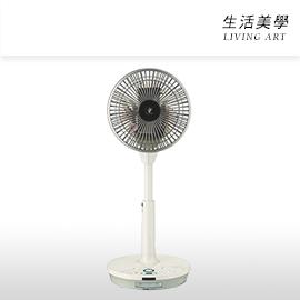 嘉頓國際夏普SHARP【PJ-H2DBG】電扇電風扇DC扇八段風量上下左右擺頭溫濕度感應3枚羽根