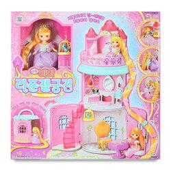 MIMI系列 迷你MIMI長髮公主城堡 1199元