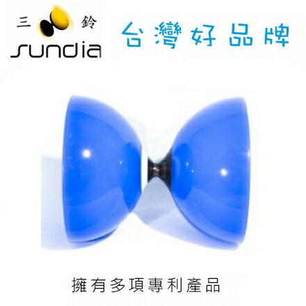 SUNDIA 三鈴 長軸培鈴系列 Fly.1B.B 飛漾藍 / 個