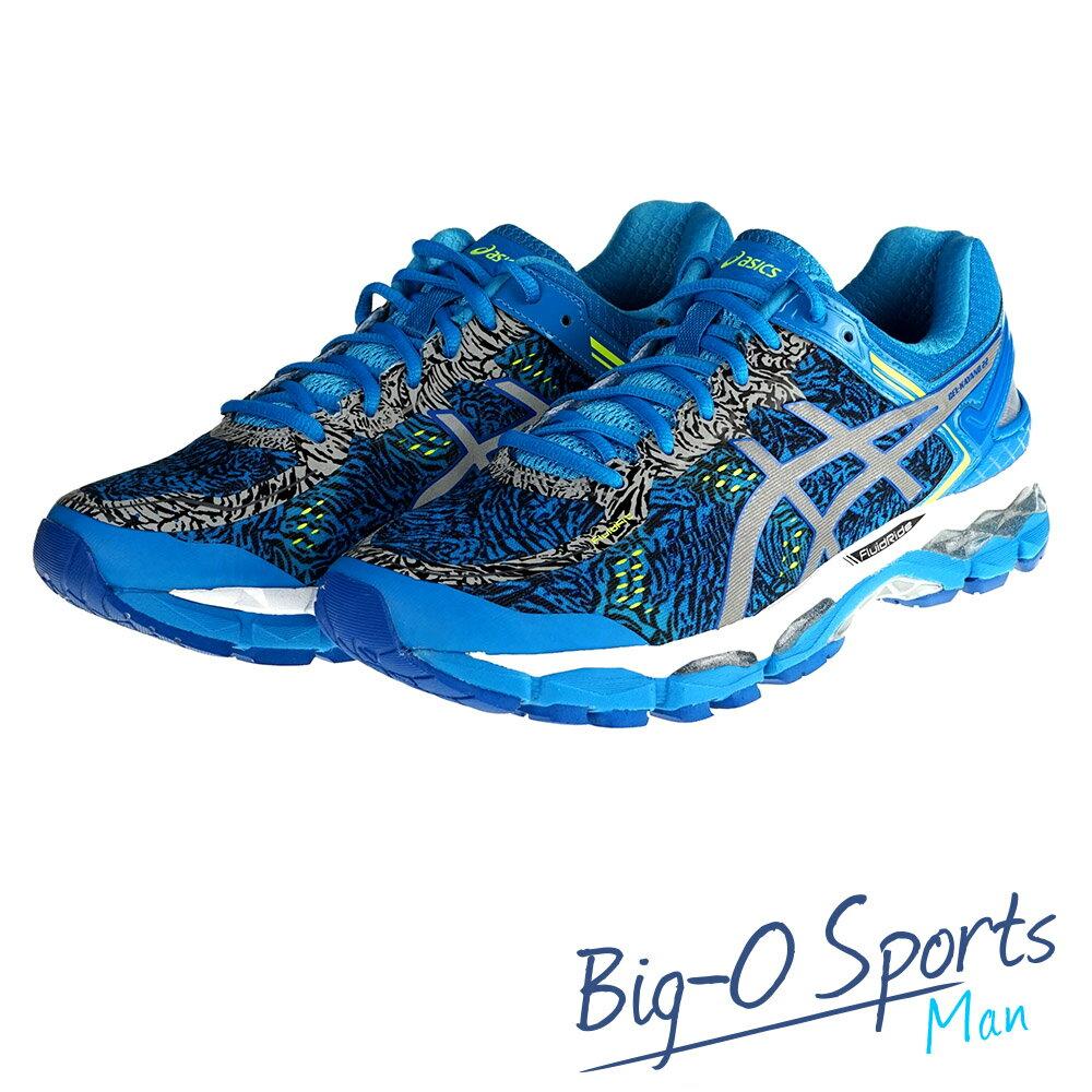 ASICS 亞瑟士 GEL-KAYANO 22 LITE-SHOW 頂級慢跑鞋 男 T5A1Q4193 Big-O Sports