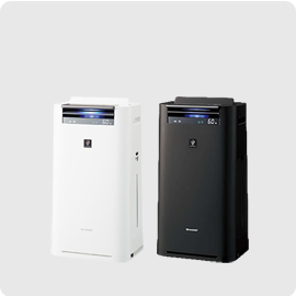 小倉家 日本公司貨 夏普 SHARP【KI-LS50】加濕空氣清淨機 適用12坪 集塵 脫臭 循環氣流