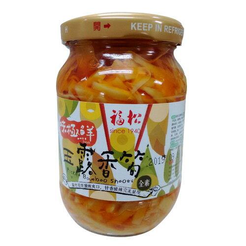 福松玉露香筍370g【愛買】