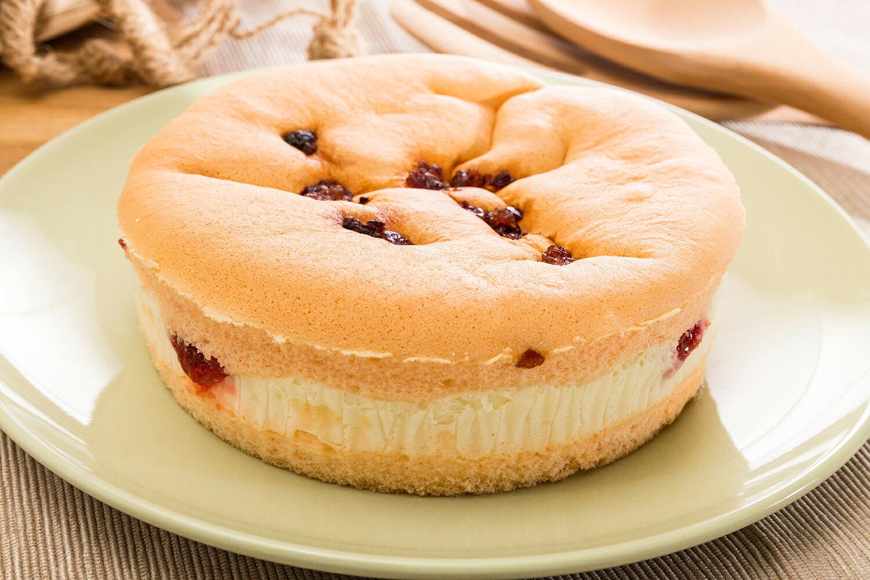 『山田村一』重焙嫩蛋糕$395 / 兩入(口味任選:原味 / 巧克力 / 草莓 / 芋泥) 6