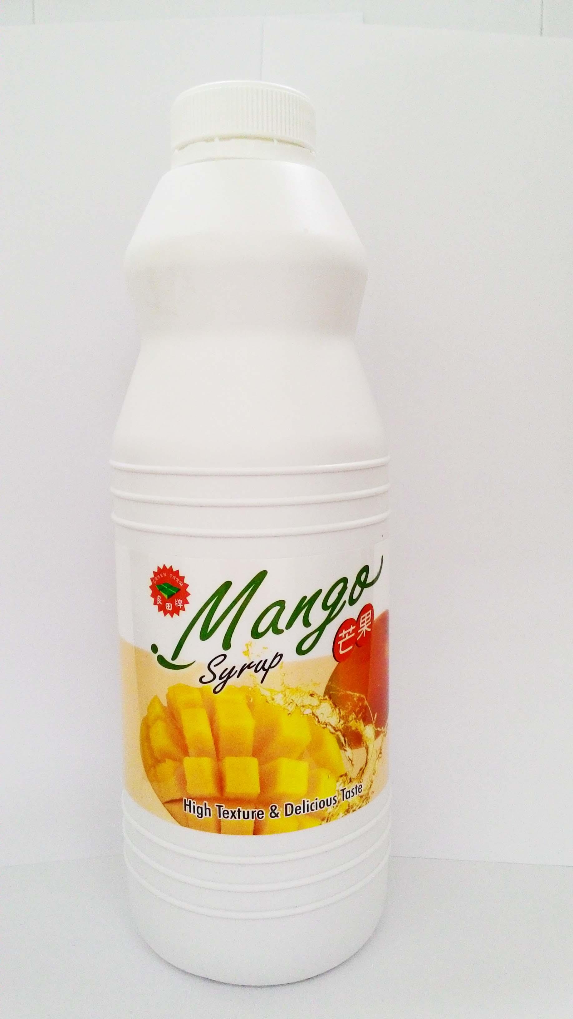 ~綠盟~良田牌 芒果濃縮果汁~ 原汁120% 1.2kg  罐~~ ~良鎂餐廳原物料商~