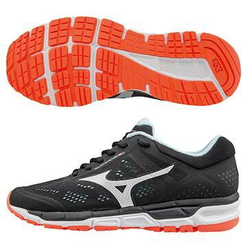 J1GF171904(黑灰X白)MIZUNOSYNCHROMX2(W)休閒款女慢跑鞋A【美津濃MIZUNO】
