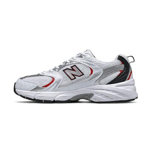 NB 530 復古紅白 男女鞋