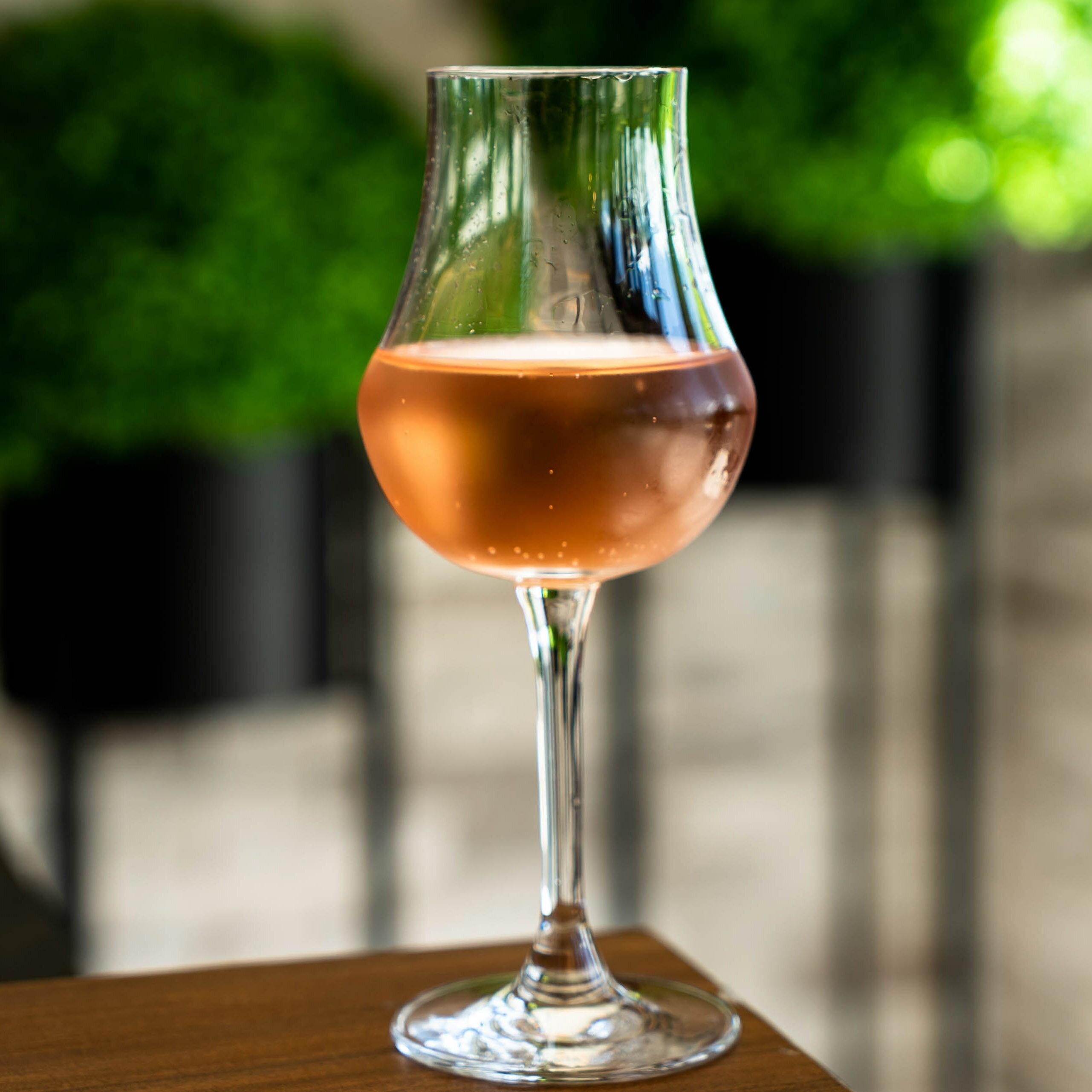 酒杯/玻璃杯/杯子/綻放系列甜酒杯/165cc/香檳杯