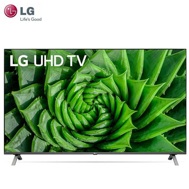 LG 樂金 55UN8000PWA 電視 55吋 4K AI語音物聯網 IPS面板