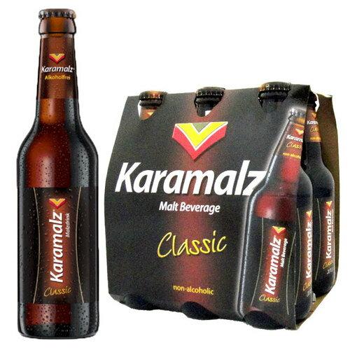 Karamalz 德國進口黑麥汁(玻璃罐) 330ml (6入)/組