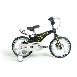 【淘氣寶寶●預購10/20】【CHING-CHING親親】16吋鋁鎂合金腳踏車 SX16-30 (黑)【保證原廠公司貨】