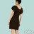 【Milida,全店七折免運】-早春商品-素色款-合身公主袖洋裝 1