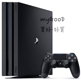 「盒裝公司貨-極致黑」Sony 索尼 PS4 Pro CUH-7200型 1TB (CUH-7218BB01)