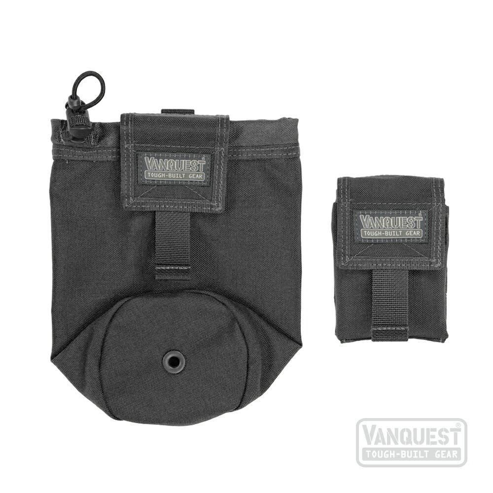 VANQUEST戰術 生存 戶外 登山 露營 ISOPOD 2.0摺疊(水壺)包- 小