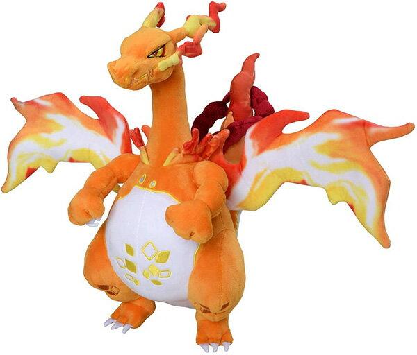 【寶可夢 超級巨化噴火龍】噴火龍 超級巨化 絨毛玩偶 娃娃 神奇寶貝 Pokemon 日本正品 該該貝比日本精品