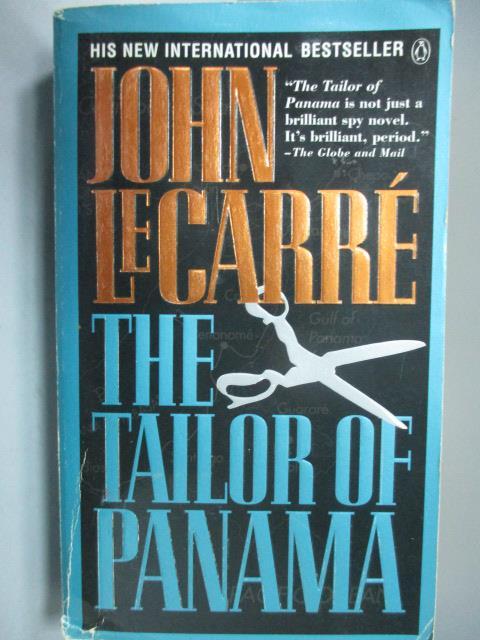 ~書寶 書T6/原文小說_MCW~The Tailor of Panama_John Le
