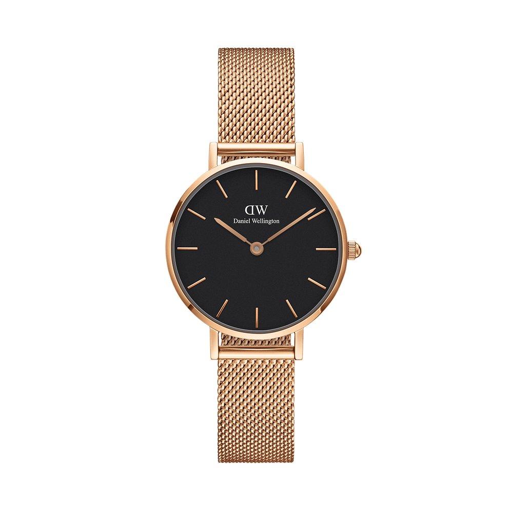 【 Daniel Wellington】 DW  精品手錶 白面 / 黑面金米蘭 28mm / 32mm  (女 保固一年 Palace store) 2