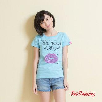 ★Red Berries★ *The kiss of angel*天使之吻短T(4色,S/M/L)