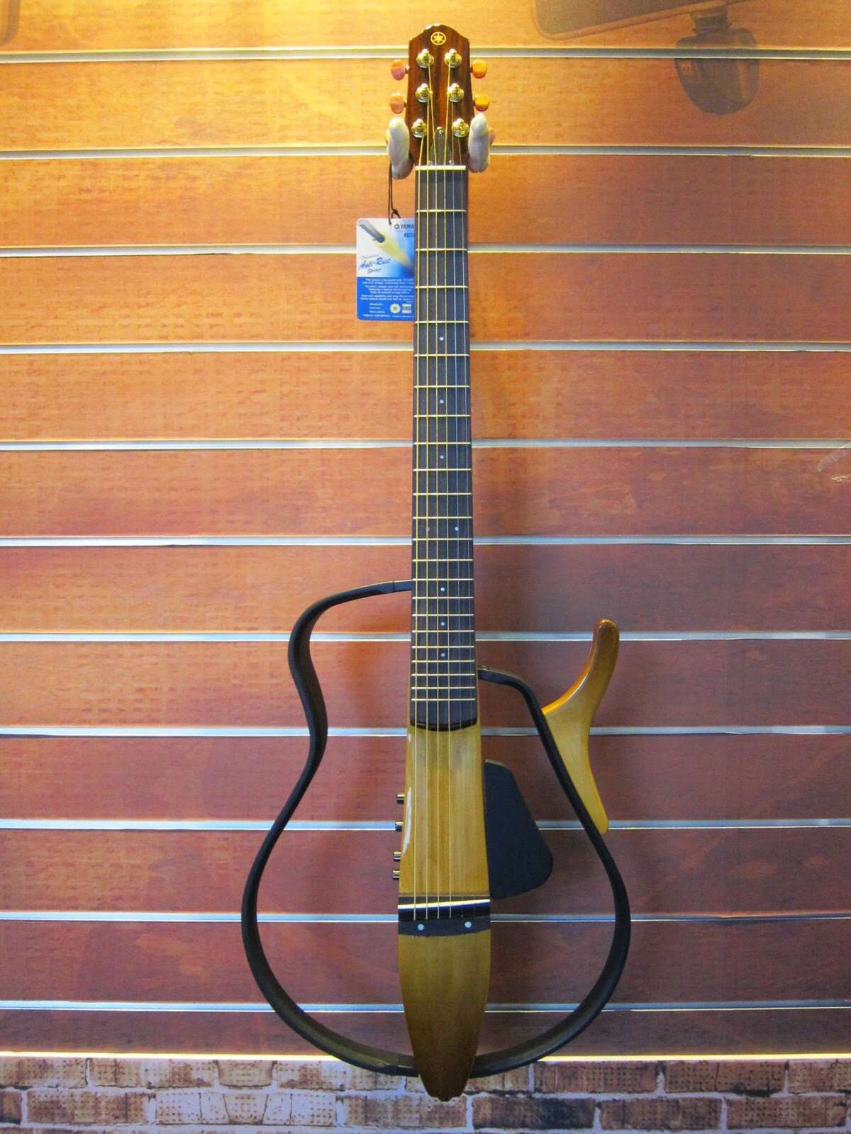 烏克時代~Yamaha靜音民謠吉他SLG110S漸層色
