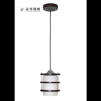 ~豪亮燈飾~典雅和風單吊燈~吊扇  燈泡  燈管  省電  LED燈泡  燈具  白光