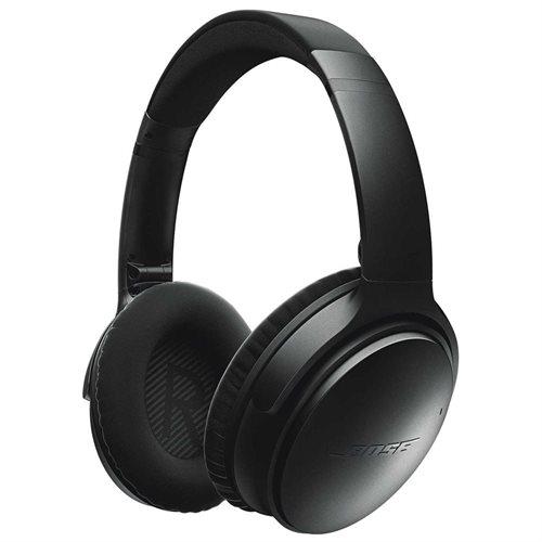 Bose QuietComfort 35 Wireless Headphones - Stereo - Black - Wireless - Bluetooth - Over-the-head - Binaural - Circumaural - Yes 1