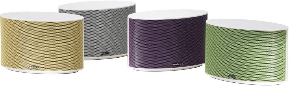 <br/><br/>  【迪特軍3C】AULUXE 韻之語 Aurora Color【AW1010】白色款 (鐵網:銀/黃/紫/綠) 藍牙喇叭 音響 音箱 藍芽<br/><br/>