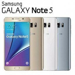 福利品Note 5 天堂m掛機神器Samsung Galaxy Note 5 32G 5.7吋雙卡智慧手機贈-防摔空壓殼 + 9H鋼化玻璃貼(Note 5 N9208)