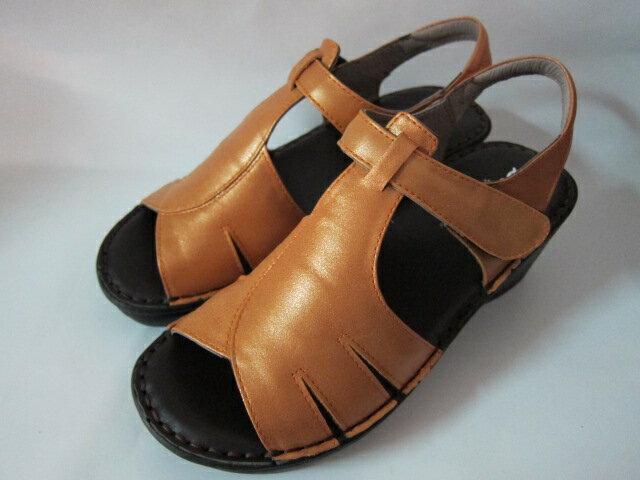 真皮工坊~穿過的都說讚【C7036】比氣墊鞋好穿*保證真皮㊣牛皮手工涼鞋【顏色多種可自選、顏色挑選請參考首頁】