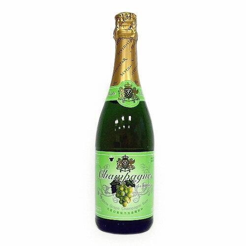 七星白葡萄汽泡香檳飲料750ml【愛買】