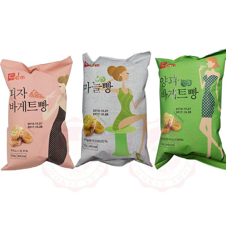 韓國 DADAM 法式流淚小吐司(100g)【庫奇小舖】
