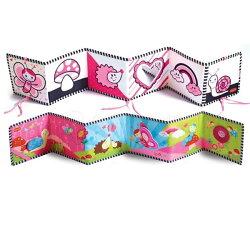 美國 Tiny Love 小公主第一本彩色布書【六甲媽咪】