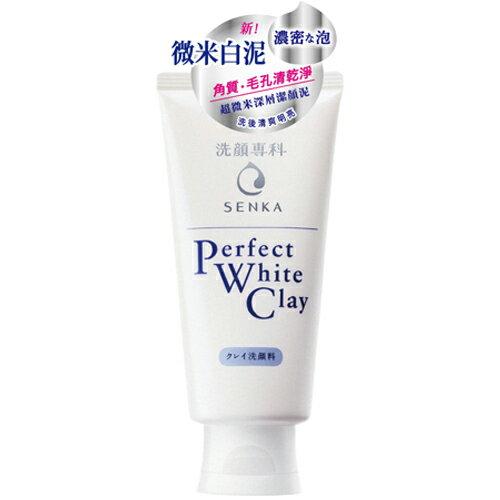 洗顏專科超微米深層潔顏泥(新升級)120g