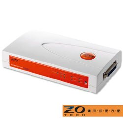 特價 含稅附發票  ZOT 零壹 PS531 ZOTECH 三埠印表機伺服器 USB2.0*2+Parallel 25pin 實體店面