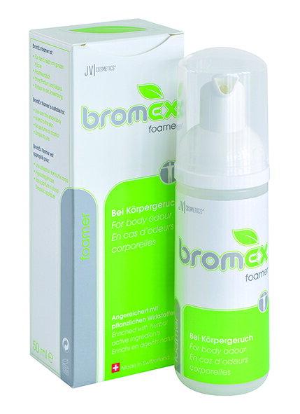 除體臭泡沫【AHCswiss台灣】Bromex Foamer 50ml - 限時優惠好康折扣