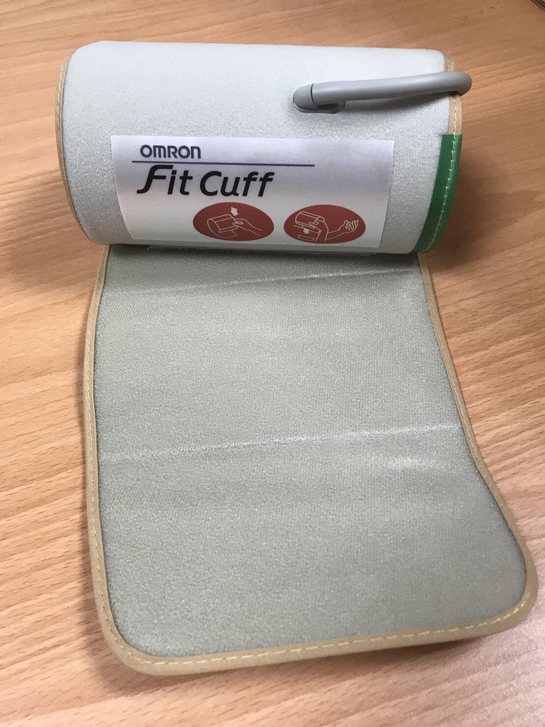 OMRON歐姆龍硬式壓脈帶袖套 (L),不含轉接頭,適用32-42公分