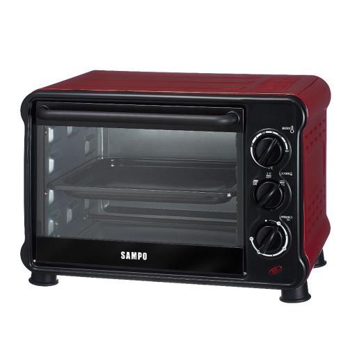 【聲寶SAMPO】18L電烤箱KZ-PV18