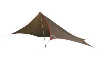 ├登山樂┤Snow Peak 雪峰 STP-381 輕量五角形飛機天幕帳 遮陽 遮雨 防風#STP-381